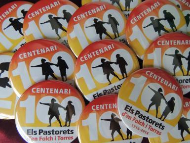 Centenari dels Pastorets de Folch i Torres
