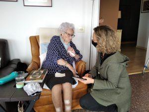 …i hem entrevistat la seva filla centenària